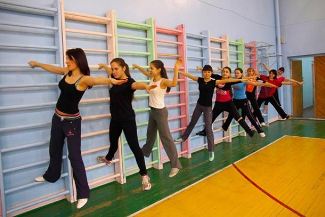 Конкурсы по физической культуре для студентов